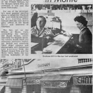 Rosie's Bar, Monte Carlo